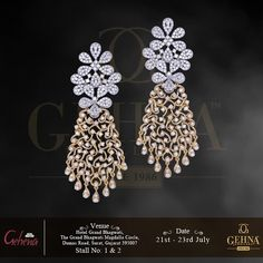 "190 Likes, 4 Comments - Gehna Jewellers (@gehnajewellers1) on Instagram: ""We're here in #Surat with some pieces from our exclusive bridal collection at the @times_gehena…"""