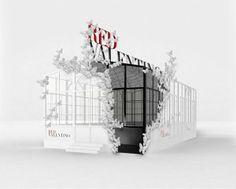 REDValentino Greenhouse POP UP STORE