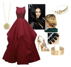 """Marissa, Coronation"" by paisely099 ❤ liked on Polyvore featuring Roberto Coin, Giuseppe Zanotti, H&M and disneydescendants"