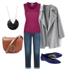 """""""Looks da Lillys #lillysconsultoria"""" by ilse-gaedke on Polyvore featuring Cole Haan, M Missoni and 3.1 Phillip Lim"""