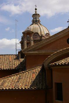 Sur les toits de Rome, Antioco PIRAS