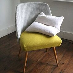 Berlin Vintage Occasion Chair by Hickey and Dobson Furniture Upholstery, Upholstered Chairs, Love Chair, Danish Furniture, Vintage Chairs, Occasional Chairs, Mid Century Furniture, Home Bedroom, Furniture Making