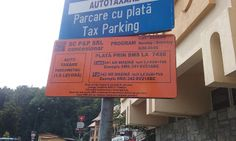Tractari-Auto-Constanta.ro: Sistem plata parcare Brasov-Brasov parking tax.