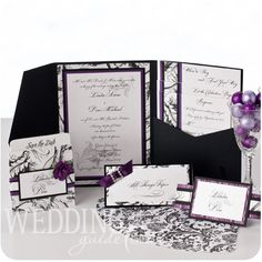 Wedding Invitations and Announcements!  All Things Paper  847.882.8142