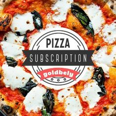 Monthly PIZZA Subscription