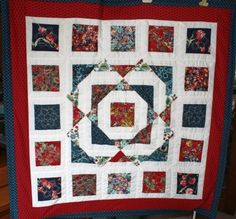 Quilts - Patchwork Scrappy Quilt £40.00
