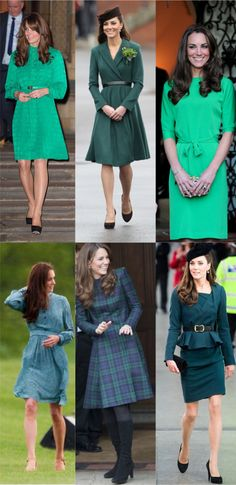 Did Kate Middleton Inspire Pantone's 2013 Color of the Year 'Emerald Green'?