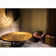 """8 Marzo"" table, a unique piece designed and made by Carlo Trucchi, Italy, 2015. #erastudioapartmentgallery #erastudio #designgallery #collectibledesign #madeinitaly #artwork #uniquepiece #carlotrucchi #artist #contemporary #interior #igersmilan #placetobe #vsco #vcsogood #exhibition #unusualalloys #giuseppefriscia #riccardogoti"