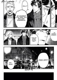 A Study In Pink, Sherlock Holmes Bbc, Air Gear, Fairy Tail Manga, Bleach Manga, Pissed Off, John Watson, One Piece Manga, Free Manga