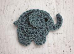 Ravelry: Elephant pattern by Sarah Zimmerman