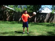 How to do a Rainbow - Online Soccer Academy - YouTube