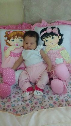 Pillows For Sale Online Baby Girl Dolls, Reborn Baby Dolls, Buy Pillows, Large Pillows, Pillow Sale, Kids Prints, Fabric Painting, Cute Cartoon, Baby Quilts