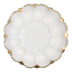 Vintage Dishware, Vintage Dishes, Antique Dishes, Vintage Dinnerware, Modern Platters, Gold Milk, Antique Bottles, Antique Glassware, Crystal Glassware