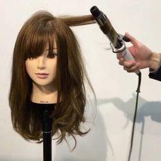 この巻き方をマスターしておけば間違いなし♪巻き髪解説 | ヘアアレンジ&セルフアレンジを楽しもう♪『mizunotoshirou』 Hair Arrange, Cute Dresses, Dresses Online, Trendy Fashion, Wedding Hairstyles, Fashion Dresses, Hair Cuts, Hair Beauty, Long Hair Styles