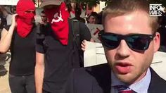 Thuggish Commies Try To Intimidate Reporter Socialism, Communism, United States Constitution, Flesh And Blood, The Dark World, Alex Jones, Health Department, Wake Up, Donald Trump
