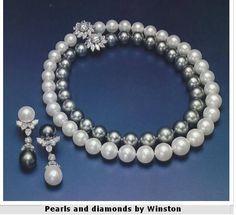 Pearl Choker, Pearl Jewelry, Antique Jewelry, Vintage Jewelry, Jewelry Case, Jewelry Box, Jewelery, Fine Jewelry, Glamour