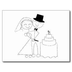 ==>Discount Smiling Stick Figure Couple Cuts the Wedding Cake Post Cards Smiling Stick Figure Couple Cuts the Wedding Cake Post Cards you will get best price offer lowest prices or diccount couponeShopping Smiling Stick Figure Couple Cuts the Wedding Cake Post Ca...Cleck Hot Deals >>> http://www.zazzle.com/smiling_stick_figure_couple_cuts_the_wedding_cake_postcard-239504949901046273?rf=238627982471231924&zbar=1&tc=terrest