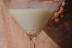 GIPSY in the PARLOUR: Maple Walnut Martini