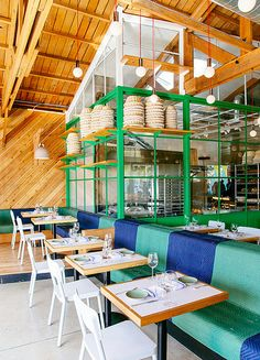 Superba Food + Bread | Los Angeles, CA #Iconika #Likes #retail #Brand #Experience #Design