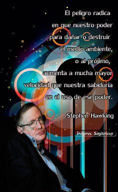 Stephen Hawkin | Cita Celebre | Poder y sabiduría