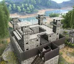 Ark survival evolved huge house design video games pinterest related image malvernweather