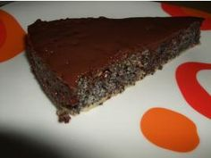 Maková torta Desserts, Food, Tailgate Desserts, Deserts, Essen, Postres, Meals, Dessert, Yemek