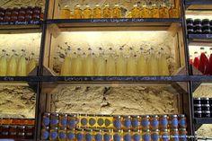 """Babylonstoren"" Afrique du Sud Farm Shop, Liquor Cabinet, Home Decor, South Africa, Decoration Home, Room Decor, House Bar, Interior Decorating"