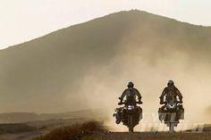 Adventure rider.. KTM and BMW