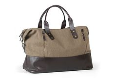 Loving this one too! Jones Duffel, Olive on OneKingsLane.com