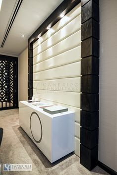 storage unit office. Emerald Group Designed By Cambridge Consultancy Dubai (Manager\u0027s Office With Custom Made Storage Unit And Desk). | Boulevard Plaza Design W