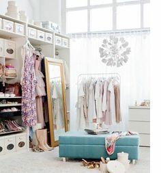 Amazing kleiderschrank offen ankleidezimmer ideen luxus fenster