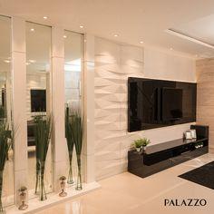 Wall Decor Design, Decor Interior Design, Modern Tv Room, Glam Living Room, Living Rooms, Home Entrance Decor, Living Room Tv Cabinet, Living Room Tv Unit Designs, Luxury Homes Dream Houses