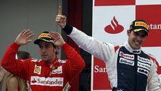 Alonso termina por detrás de Maldonado en Montmeló http://www.elcomercio.es/multimedia/fotos/ultimos/98646-alonso-termina-detras-maldonado-montmelo-0.html