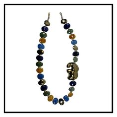 Stoneage Arts offers a unique range of handmade home decor and gift items. Our collections crafted by World Artisans include wall decor, furniture, musical, statues, storage. Beaded Necklace, Necklaces, Ceramic Jewelry, Handmade Home Decor, Artisan, Wall Decor, Ceramics, Unique, Gifts