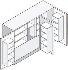 Hágalo Usted Mismo - ¿Cómo hacer de un closet un Walk-in closet?