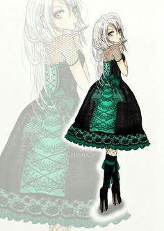 Girl-Lysandre
