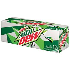 Mountain Dew Diet Soda, 12 Ounce (12 Cans) *** To view further for this article, visit the image link.