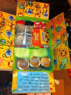 Birthday Theme militarycarepackage carepackage deployment