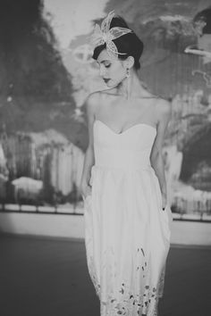Old Hollywood Glam inspired shoot