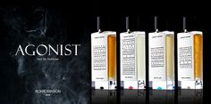 Agonist Perfumes at Ron Robinson Los Angeles Shopping, Perfume, Innovation Design, Fragrance, Product Launch