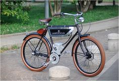 lampociclo electric bicycles