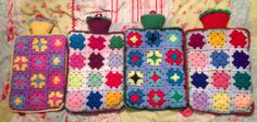 Hot water Bottles for my nieces and nephews