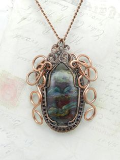 Artistic Expressions – Ideas for Wire Wrapped Jewelry