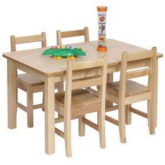Kids Rectangular Table