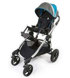 Zippie Voyage: Combines Baby Jogger™ stroller expertise, Zippie's incredibly versatile seating for growing babies, and one of the largest selections of functional accessories in the industry!
