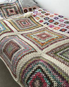 Ravelry: betsymakes' Mini Love Blanket
