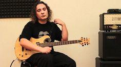 Alberto Cereijo - Técnicas de Guitarra Rock Parte II