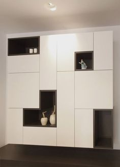 wardrobe design bedroom modern with tv Ikea Wardrobe, Wardrobe Design Bedroom, Interior Design Studio, Home Design, Home Furniture, Furniture Design, Muebles Art Deco, Regal Design, Living Room Cabinets