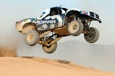 1. Complete the Baja 1000 race