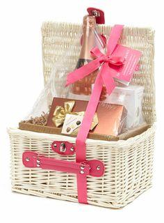 Pink Fizz Indulgence Presentation Hamper - gifts for her  - Women #CurvyKate #Valentineswishlist